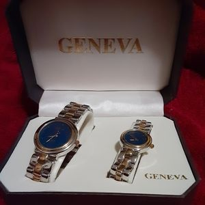 His and her watch set